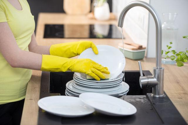 주방의 설거지 용도로<br>무난함