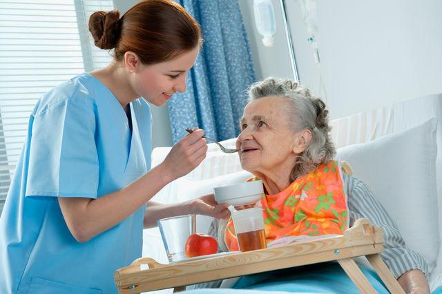 면역력이 약한 노인이나<br>어린이를 위한 위생현장