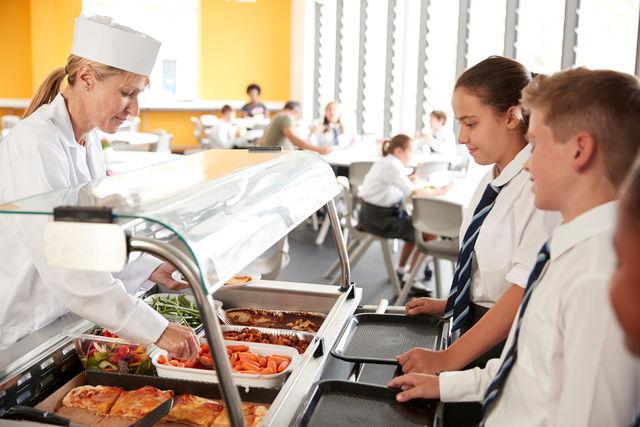 고도의 위생 환경을 갖춰야 하는<br>학교나 단체 급식소