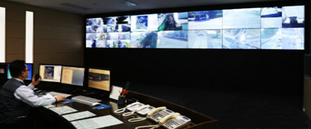 Drone Monitoring Center