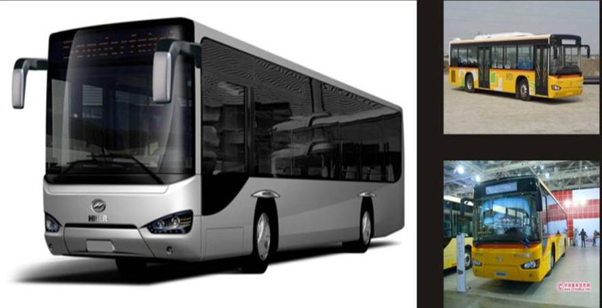 10M 저상 시내버스