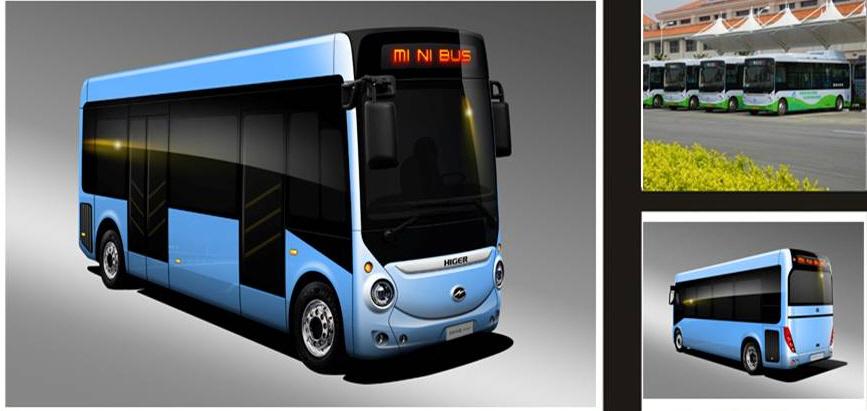 8M 중형 저상시내버스