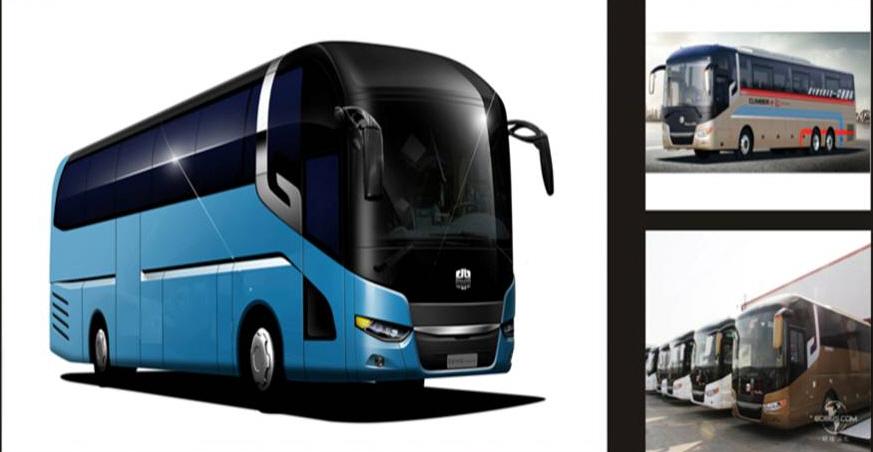 12M 대형 관광버스