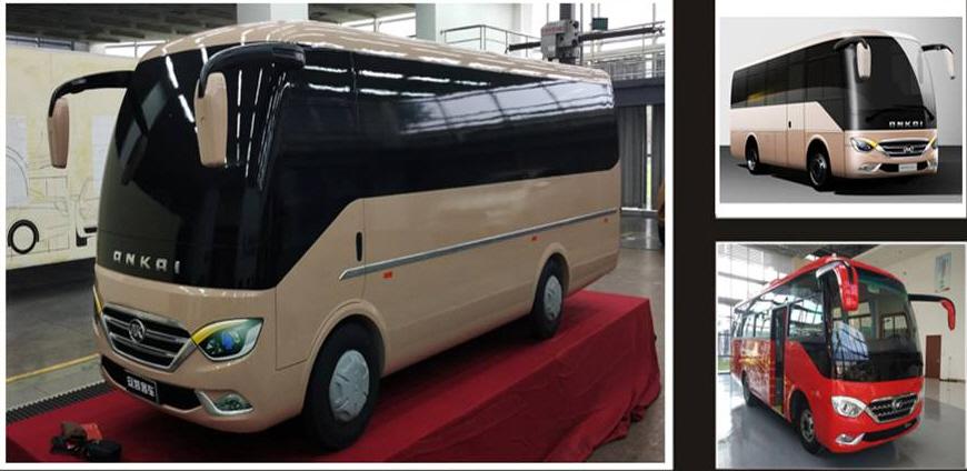 7M 중형 관광버스