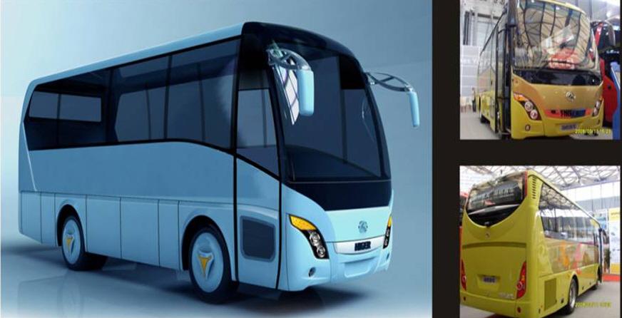 6M 중형 버스