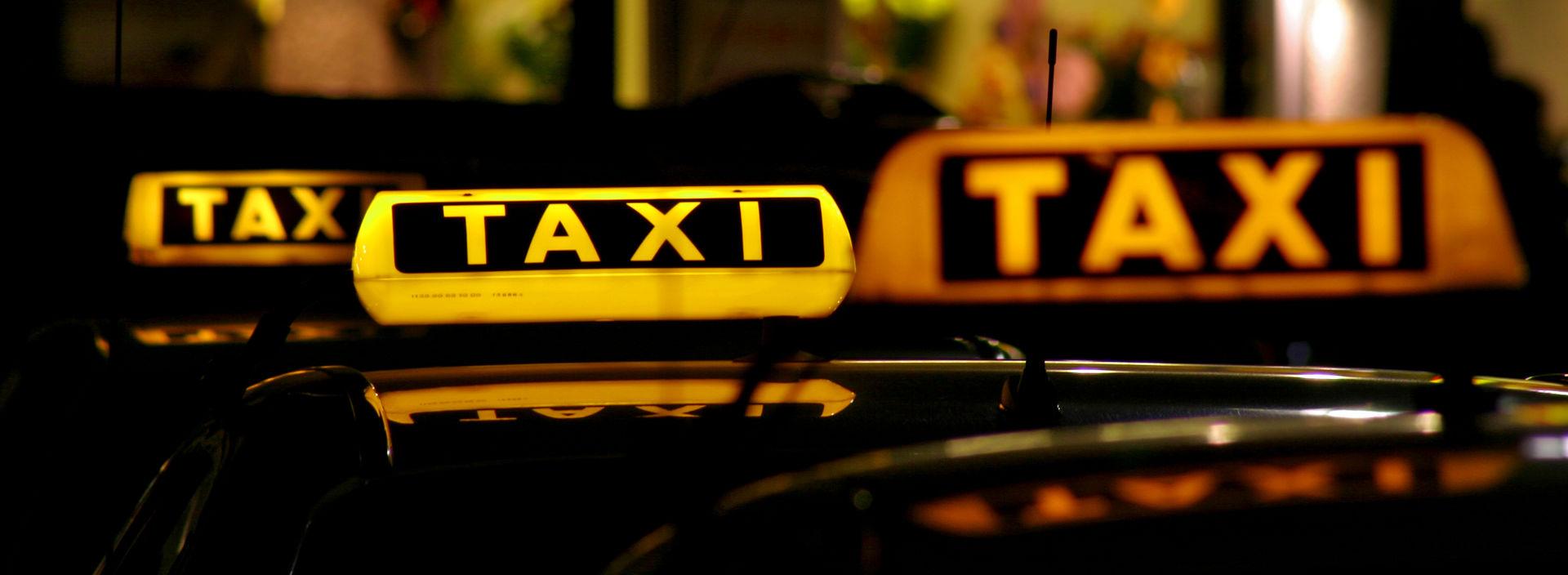 택시 광고