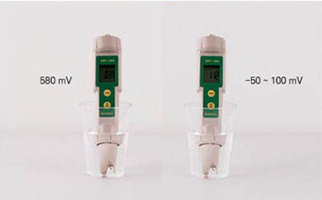 Biocera water test compared to ordinary reverse osmosis purifcation