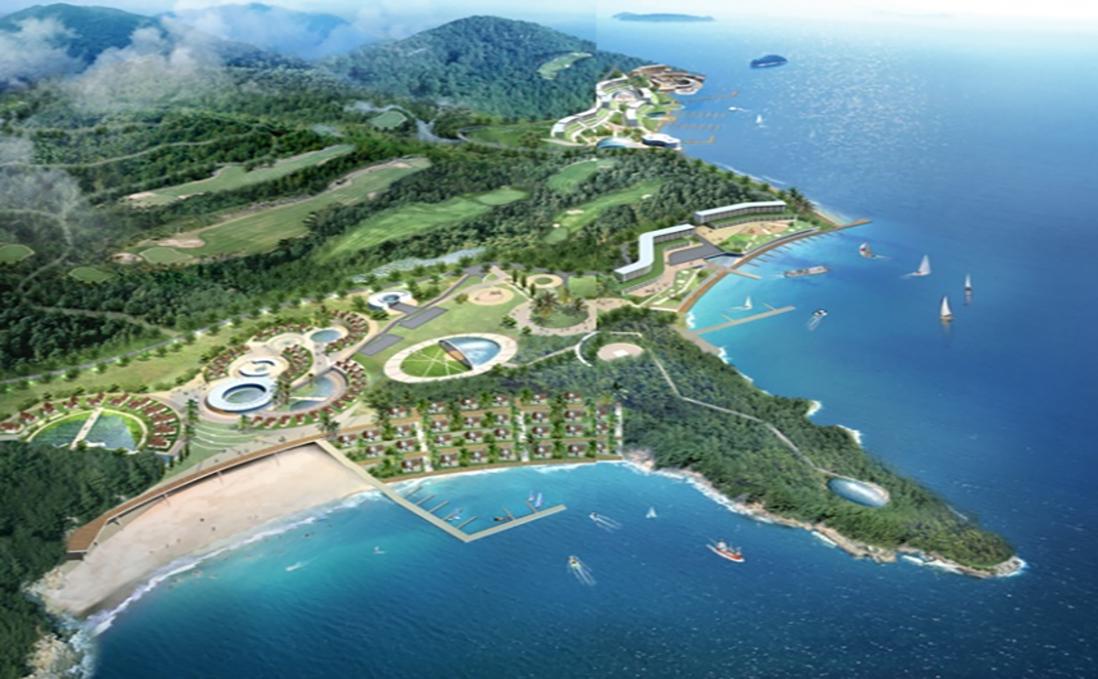 남해 종합 관광리조트 개발사업