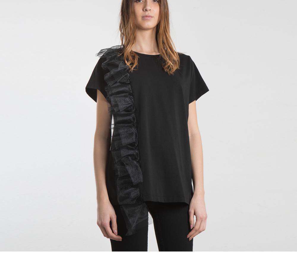 <strong>MPD Box 러플트리밍 티셔츠</strong><br>257,000원