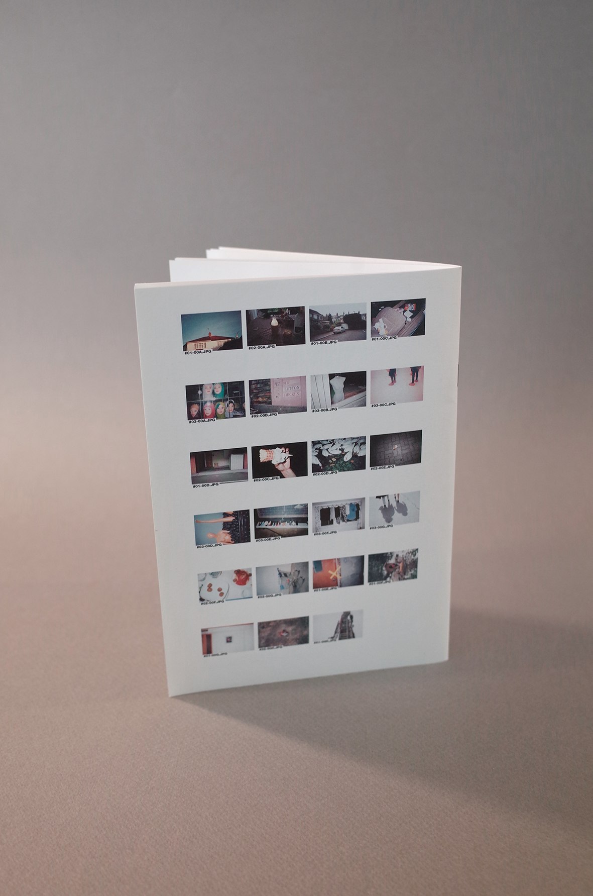 A Book / A5 (148x210mm), 36pages, Mojo 100g with Tracing paper