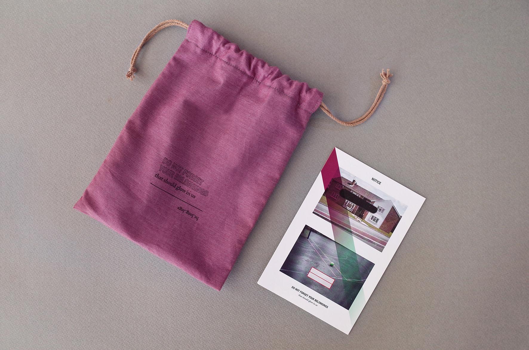 40 Pockets / Cotton 100% , 150 x 200 mm, Various Colors