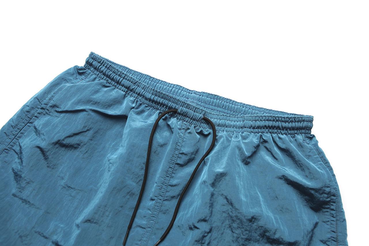 Metal Swim Shorts