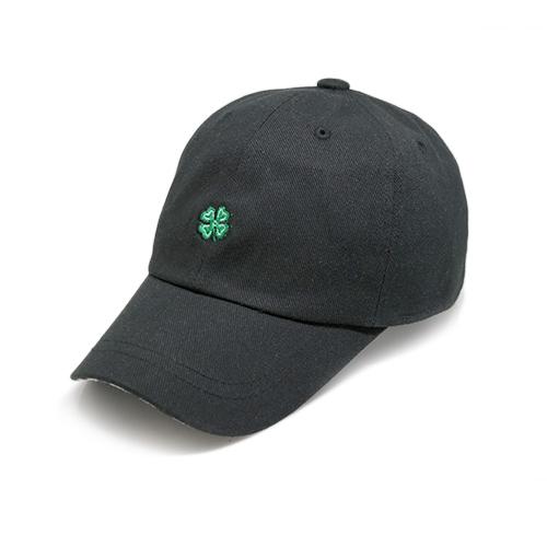 clover black cap