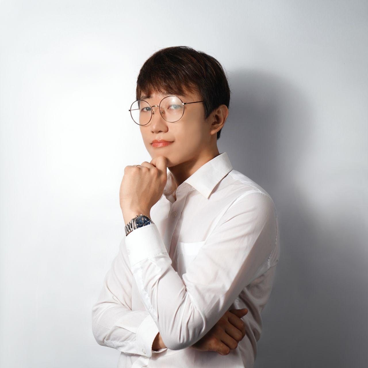 <b>Gang Ji Won</b><br>Lead Fundraiser<br>