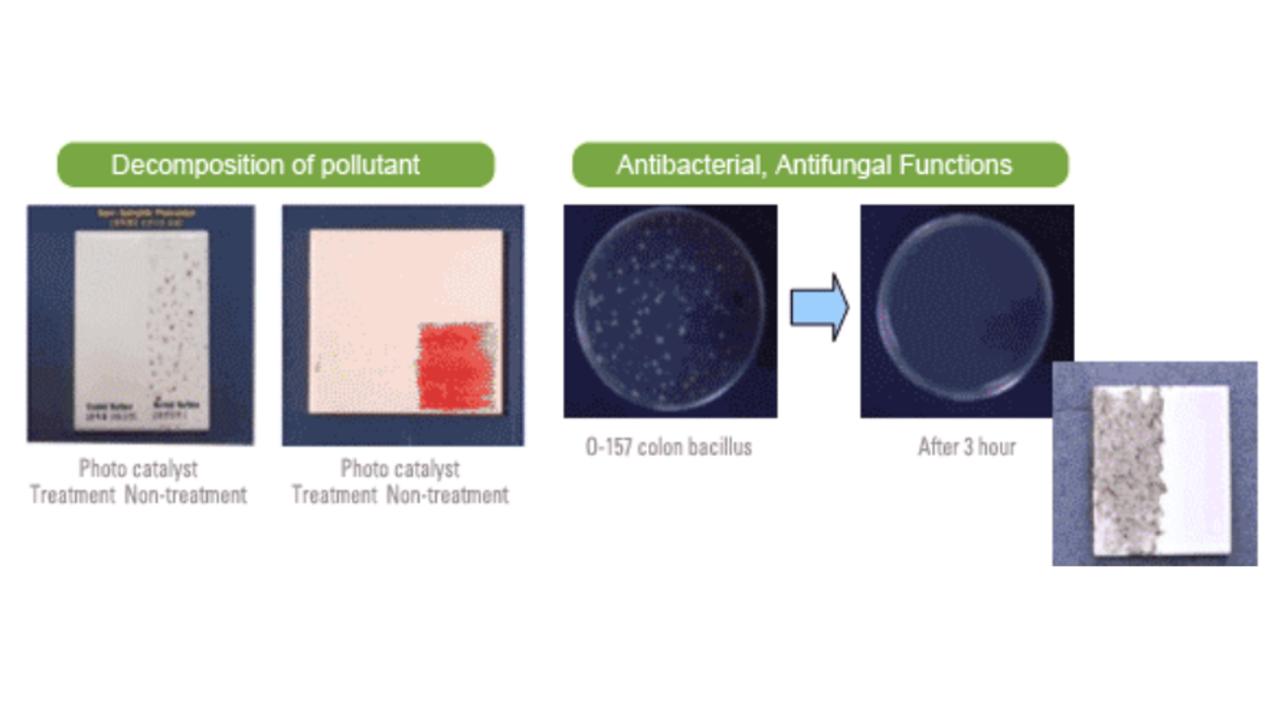 Biocera photocatalyst agent2
