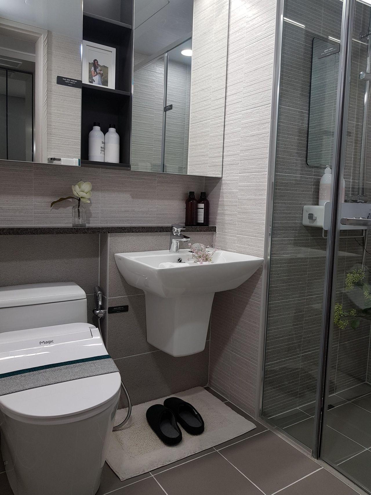 송파 대우이안 이스트원 욕실