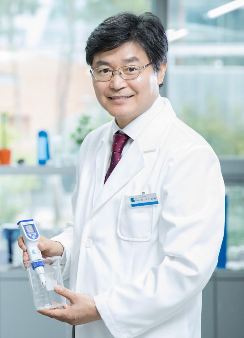 Dr. Jeon Biocera CEO