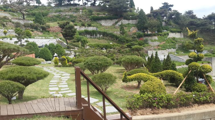 송추수목장