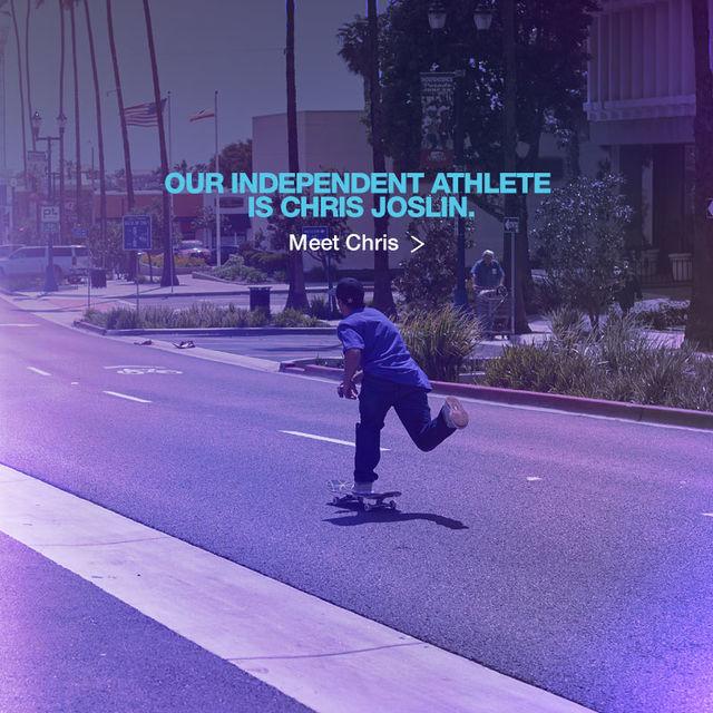 7월의 스포츠 스타, CHRIS JOSLIN