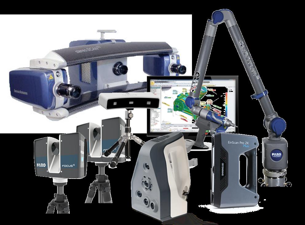 3D 스캐너 기술 자료