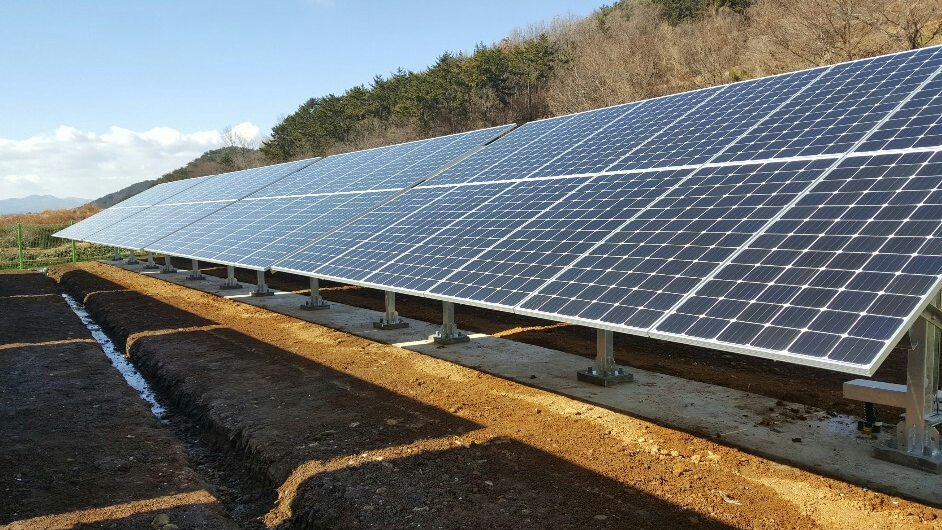 태양광모듈