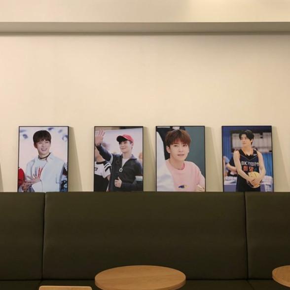 NCT 멤버 재현 생일 기념 전시회 (2019.02.09)