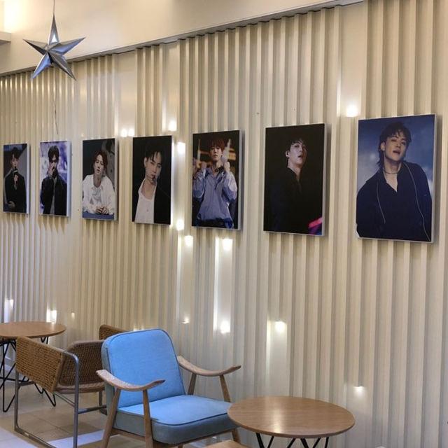 갓세븐 JB 생일 기념 전시회 (2019.01.05-06)