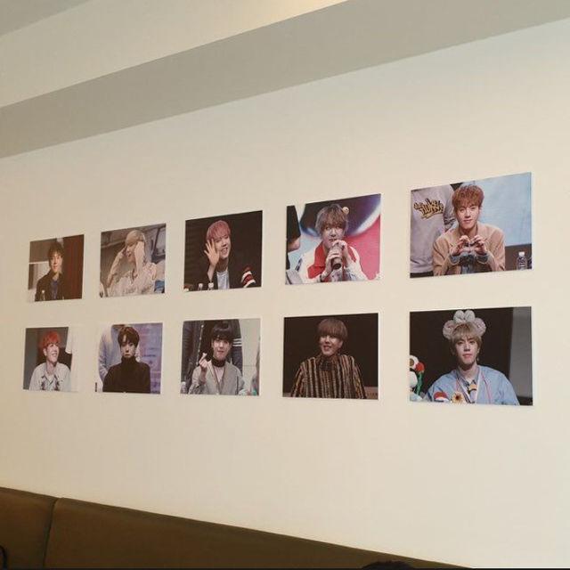 갓세븐 멤버 '유겸' 생일 기념 전시회 (2018.11.17-18)