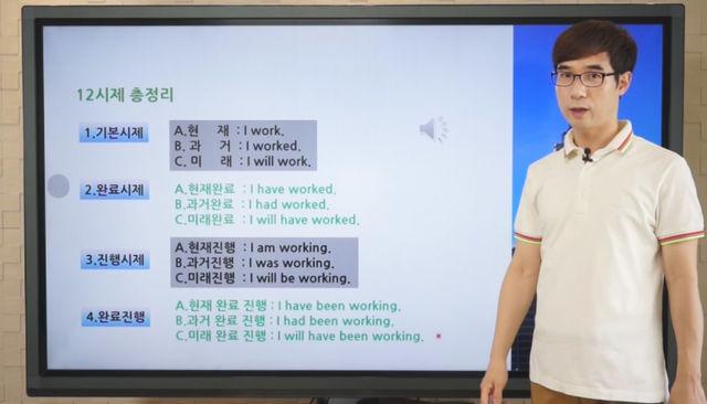 한국에서 제일 쉬운 영문법(중급편) 40강