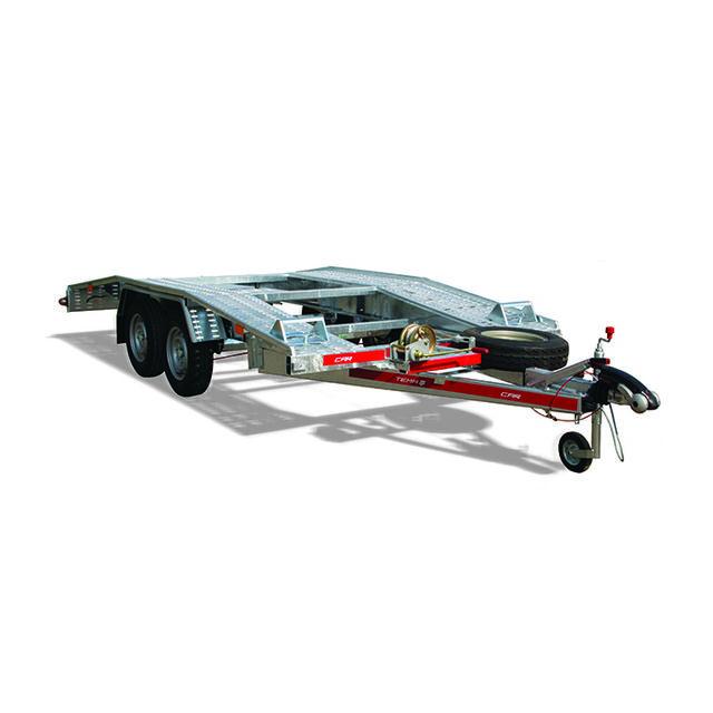 CAR - 새시가 완벽히 용접 되어있는 견고한 차량용 트레일러 시리즈.