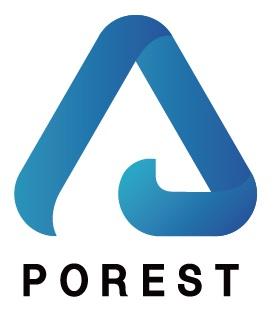 POREST 로고