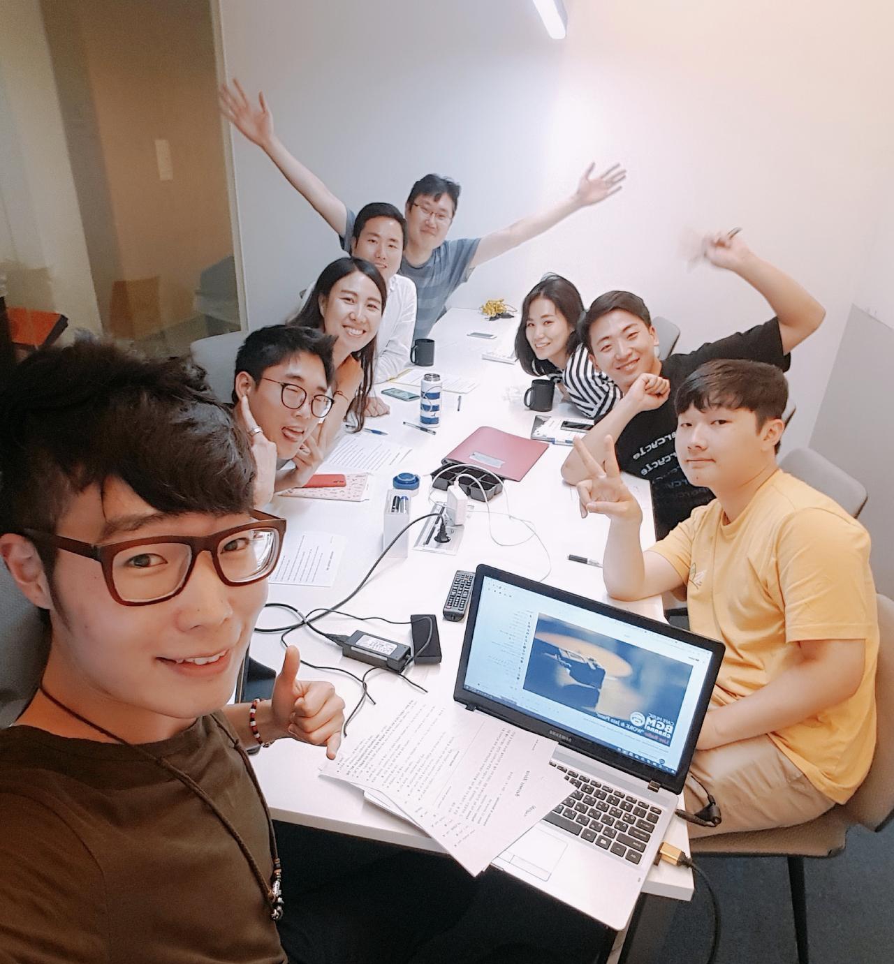 논스 멤버들과 함께하는 딥컬쳐 영어 마스터 클래스