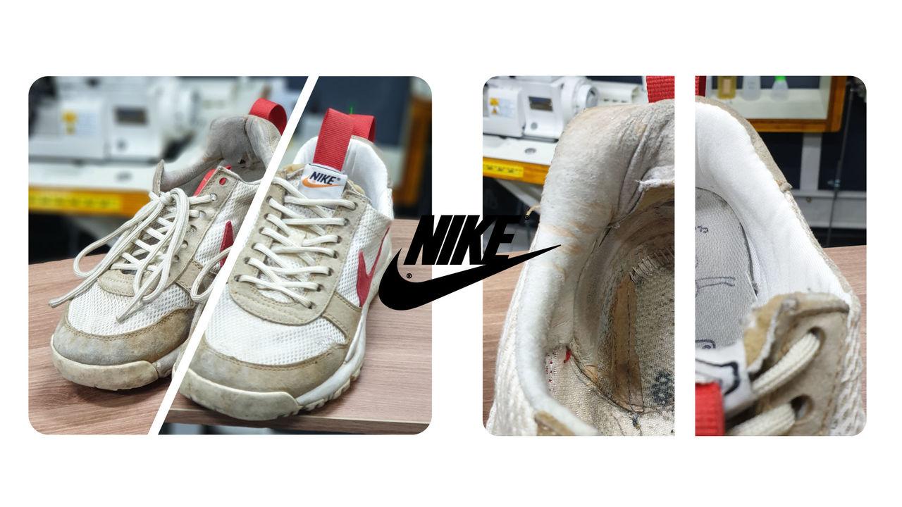 접착 / 제봉 / 패드수선 까지 망가지 신발에 새생명을