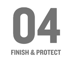 마무리 & 보호