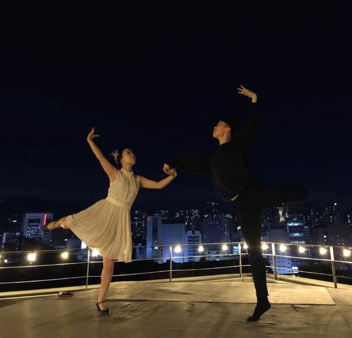 논스 루프탑에서 스윙댄스 챔피언 김잔디님과 함께 춤을!