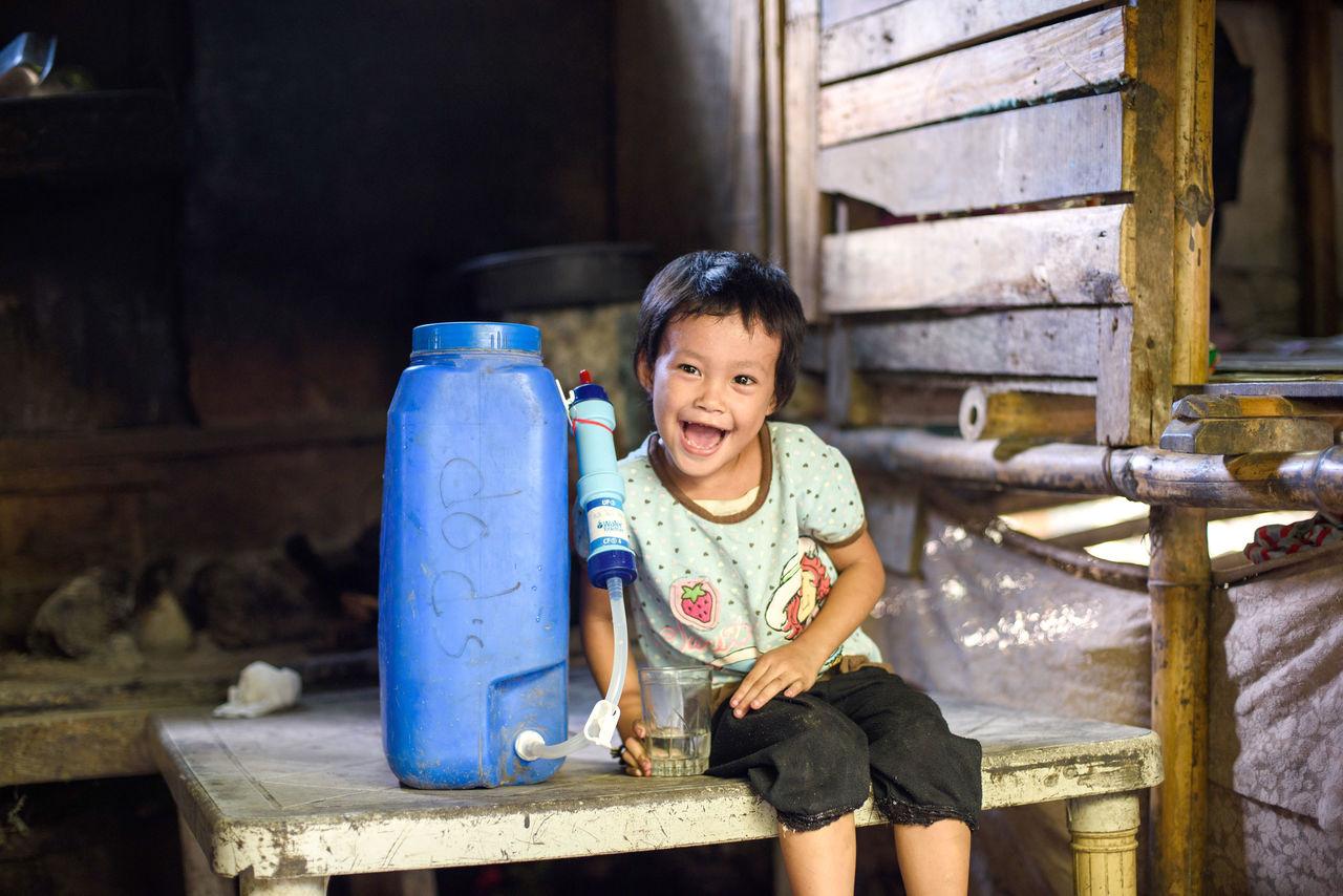 #식수개선사업_오늘 하루, 깨끗한 물을 마시지 못한다면?