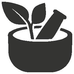 처방 한약재 무게(kg, 2019년)