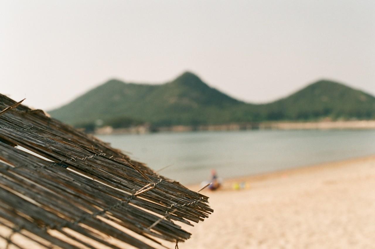 #12. 화창한 날씨와 바닷 바람과 함께한 반나절. 하루 여행 기분을 내는 데 이만한 곳은 또 없을 것 같다. 안녕, 선유도!