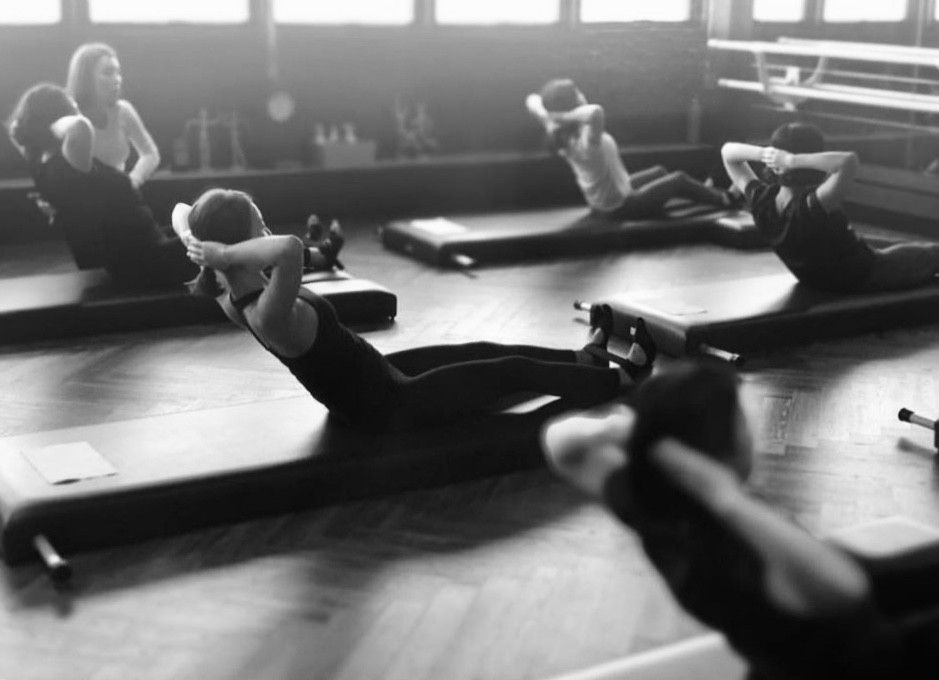 1:6 Group Pilates