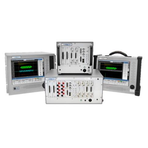 Synergy 고속 데이터 수집 및 주파수 분석 장치속 다채널 레코더 (DAQ)