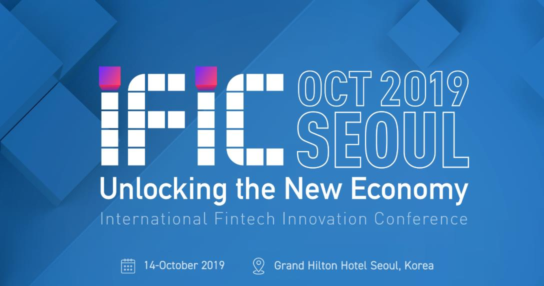 Blockchain masters gather together in IFIC 2019 Seoul : News