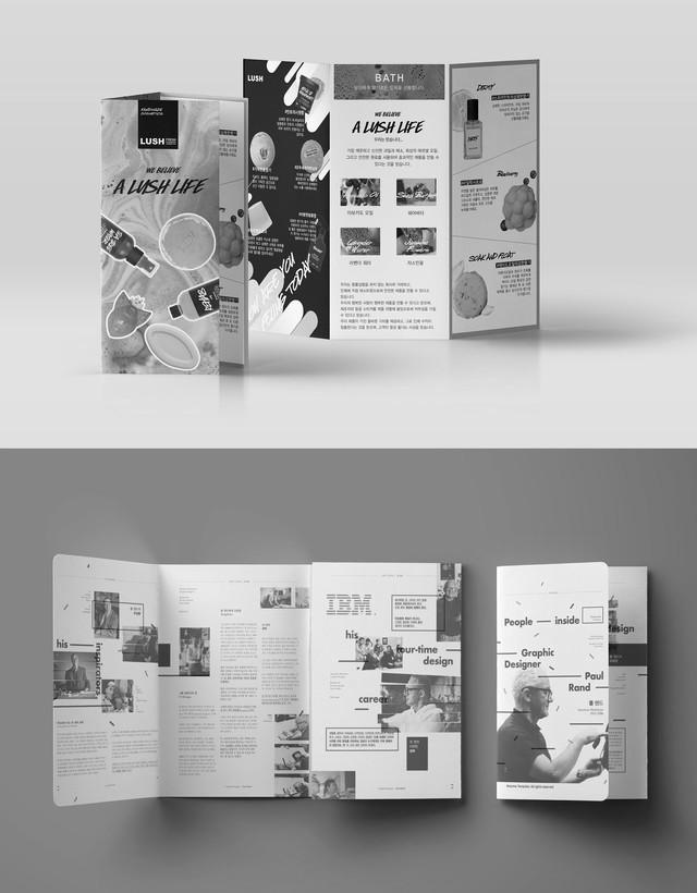 Caltalog/Leaflet