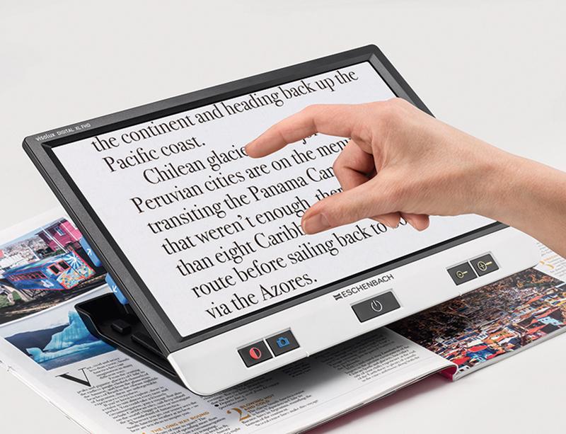 "4.3"" HD 디스플레이 채용 및 터치 스크린을 통한 직관적 작동"