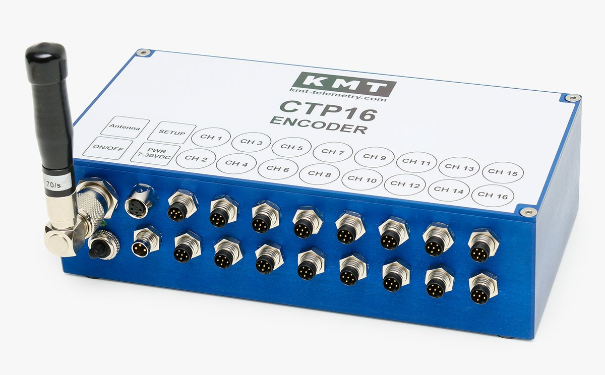 imc CTP 모듈형 원격 측정 무선 전송 텔레메트리