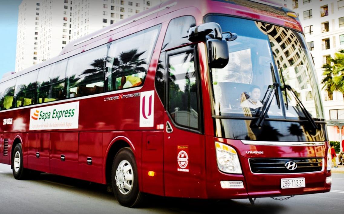 하노이-사파 슬리핑버스 20,000원 (성인,아동 구분없음)