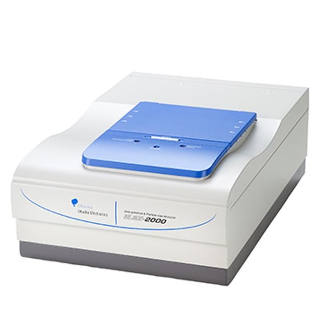ELSZ-2000 series measures zeta potential, particle size and molecular weight