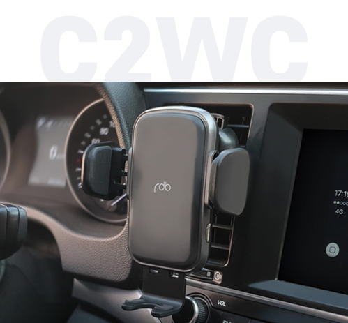 Auto Square2 Wireless Car Charger