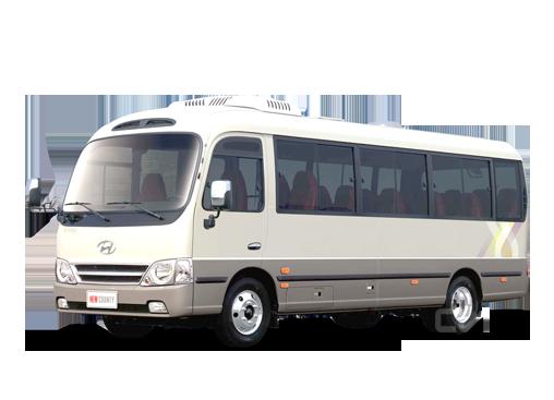25인승 통근/셔틀 버스