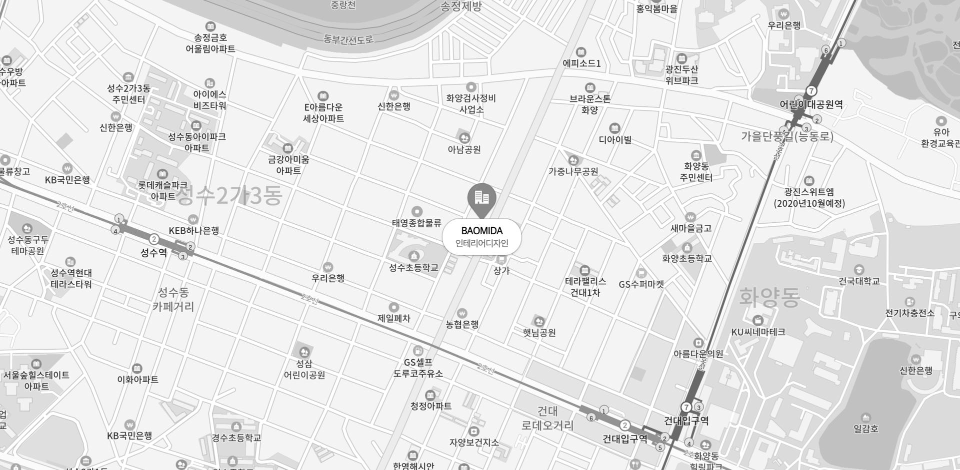 서울시 성동구 동일로 141, 3층