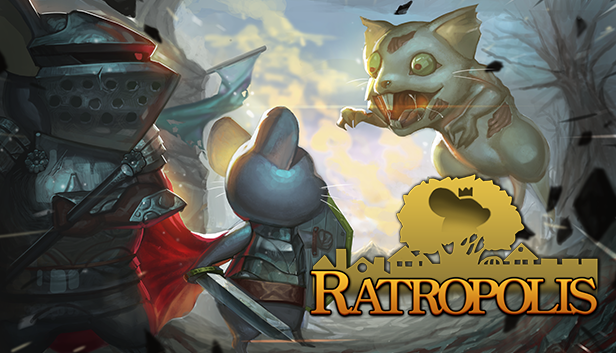 Ratropolis main screen
